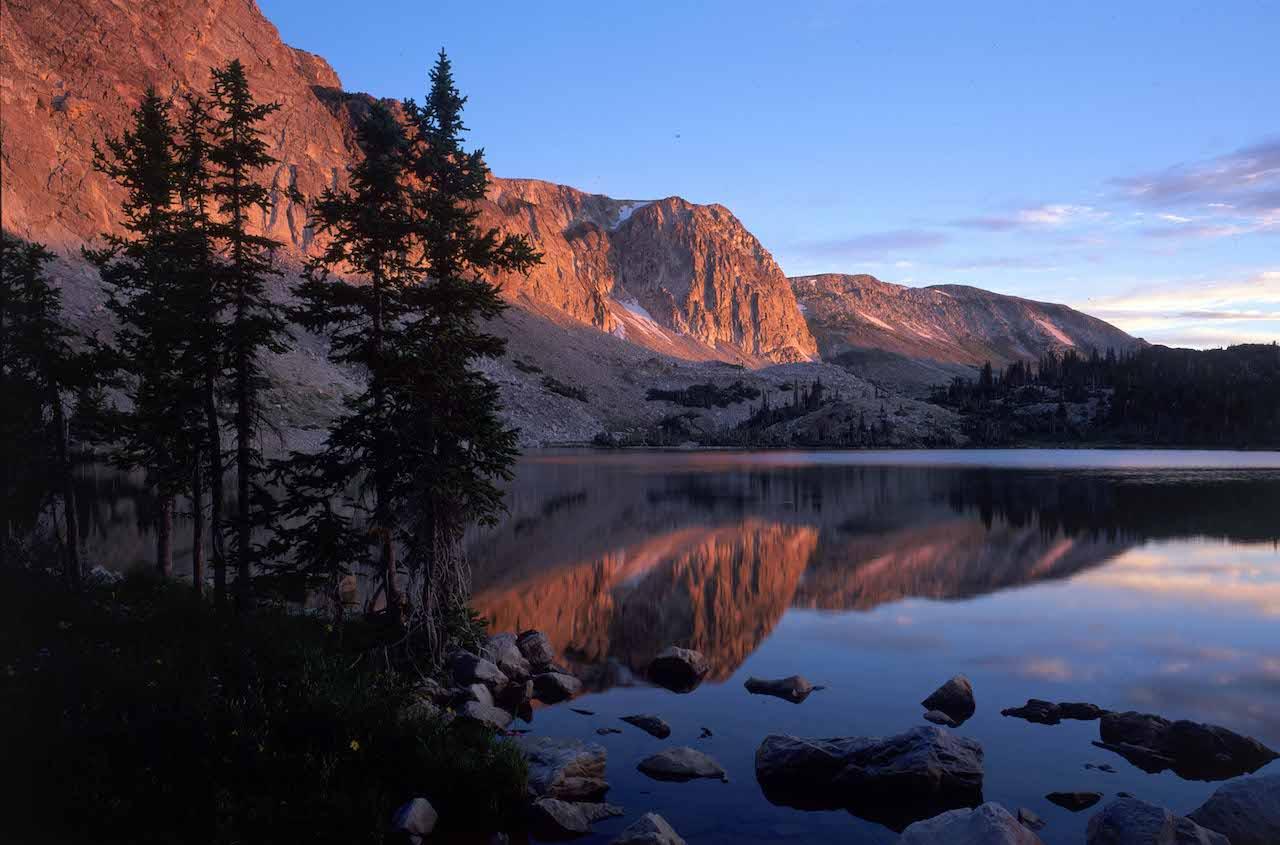 Non-LDS risalente nello Utah